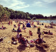 Ruislip Lido in Ruislip, Greater London. A real beach within the Greater London, Watford, Four Square, Childhood Memories, Dolores Park, Trail, Public, History, Beach