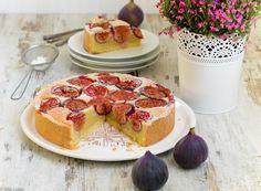 Silja, Food & Paris: Viigimarja-mandlikook (mahlane ja gluteenivaba), juttu ka viigimarjadest, jooksuvõistlustest ja kokasaatest