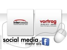 Social Media ist mehr als Facebook - Vortag #Socialmedia #Facebook #Personalbranding #Selbstmarketing