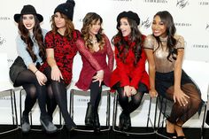 Fifth Harmony Is Going on Tour with Demi Lovato, and They Gave Teen Vogue All the Details