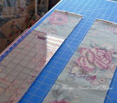 Disappearing 9 Patch Quilt Block Tutorial! » All Things Heart and Home