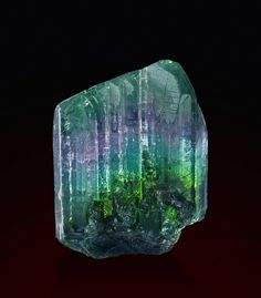 Tourmaline - Chia Mine, Minas Gerais, Brazil One of the nicest collections of…