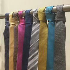 December doesn't just belong to Christmas it's also the month of the tie! The modern tie came about in the 17th century as an evolution of the common cloth necktie. Now we're celebrating how integral it has become to formal attire.