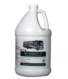 Unique Natural Products RV Digest It Holding Tank Treatment, 128 Oz