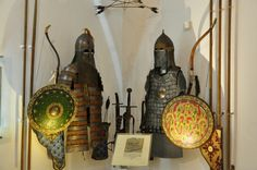 Golden Horde warrior's armor (left)