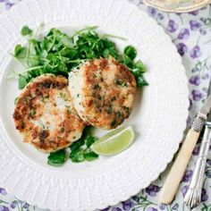 Recipe Monkfish & Chorizo Fishcakes
