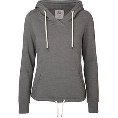 Vero Moda Hoodie Sweatshirt ($34) found on Polyvore featuring tops, hoodies, sweatshirts, sweatshirt, shirts, sweaters, tall shirts, sweatshirt hoodie, sweatshirts hoodies and hooded sweatshirt
