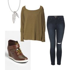 im all for it! Comfy chic for fall... #ReadyForFall