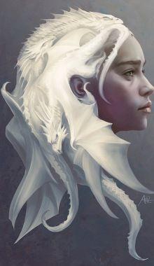 G.O.T.  -  Daenerys Targaryen  -  Stanley Lau