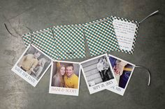 cute save the date banner
