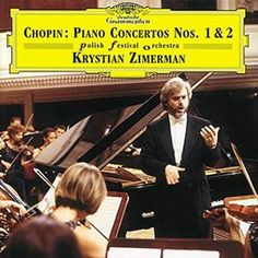 Chopin: Piano Concertos Nos.1 & 2 de Krystian Zimerman