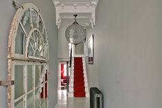 Ideas for small hallways and stairs glamorous small narrow hallway decorating ideas small hallways stairs . Decor, Hallway Colours, Hallway Decorating, Stylish Room, Victorian Hallway, Entryway Decor, House Interior, Modern Country Style, Carpet Stairs