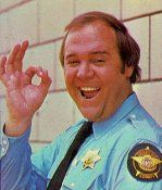 Rick Hurst played Cletus Hogg the bumbling deputy that was the cousin of Boss Hogg (Sorrell Booke) in the TV show The Dukes of Hazzard.  He spent most of his time being yelled at by his boss, Sheriff Roscoe P. Coltrane (James Best) and bumping heads with Deputy Enos (Sonny Schroyer)... Read more>>