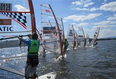 ESPAÑA: Campeonato Gallego de Windsurf 2013.