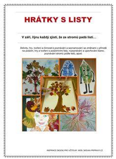 Týdenní blok: HRÁTKY S LISTY... Aktiv, Cover, Books, Decor, Libros, Decoration, Book, Book Illustrations, Decorating