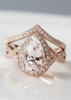 Unique engagement rings say wow 19