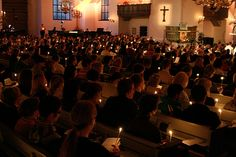 meeting in Stockholm;Taize