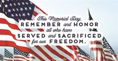 This Memorial Day, Remember and Honor all who have Served and Sacrificed for our Freedom 💯🙏🇺🇸 MemorialDay Remember Honor All Serve Sacrifice Our Freedom Happy Easter Photos, Happy Easter Sunday, Happy Thanksgiving, Christian Ecards, Online Greeting Cards, Friends Image, Happy Memorial Day, We Remember, Brand It