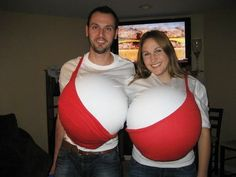 114 Creative DIY Couples Costumes for Halloween – Brit + Co