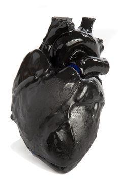Francis Baker, My black heart