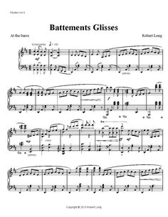 Ballet Class Music, Music Composers, Piano Sheet Music, Love You, My Love, Your Music, Track, Students, Exercise
