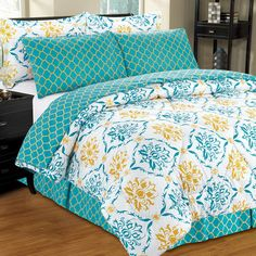 Home Sweet Home Dreams Complete Bed in a Bag Set & Reviews | Wayfair