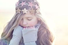 The Star Bright Halo Band from Maya's Curls Hair Accessories