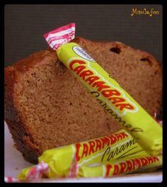 Cake aux Carambars (Sophie Dudemaine)
