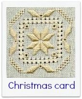 Hardanger embroidery - Learn how with Carol