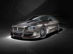 Hamann Unleashes Custom 2013 BMW 6 Series Gran Coupe - WOT on Motor Trend