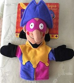 Disney The Hunchback of Notre Dame Clopin Hand Puppet Mattel 1996 I Have A Secret, Retro Toys, Disney Films, Soft Dolls, Toy Boxes, Puppets, Notre Dame, Plush, Childhood