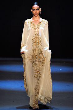 423f5d7ef6 Silver Muslim Beaded Sash Long Evening Dresses Jalabiya Arabic Women Dress  Islamic Abaya Moroccan Dubai Kaftan Evening Gowns Floor length in 2019
