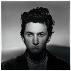 Sean Penn by Hiro