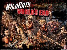 wildcats image comics | Comics - Wildcats Wallpaper