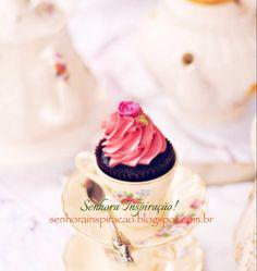 Senhora Inspiração! Cupcake