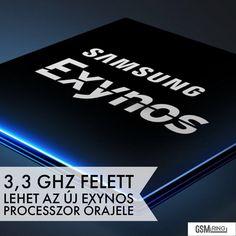 Friss infók jöttek a Galaxy S10 mobilokban debütáló rendszerchipről #galaxys10 #exynos9820 Eos, Samsung