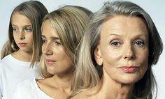 Старение кожи под воздействием гравитации. Старость - не радость