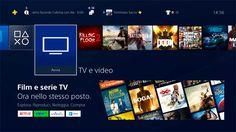 Ecco la nuova interfaccia grafica per TV e Video di Playstation 4 ottimizzata e ripulita, disponibile in Italia  #follower #daynews - https://www.keyforweb.it/ecco-la-nuova-interfaccia-grafica-per-tv-e-video-di-playstation-4-ottimizzata-e-ripulita-disponibile-in-italia/