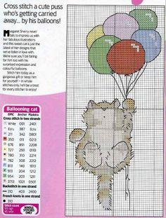 Balooning Cat