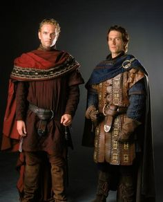 And if I have my Arthur or Lancelot to go with my Morgana... Arthur and Lancelot - The Mists of Avalon