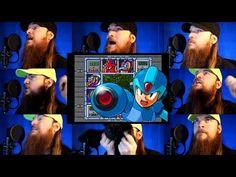 Mega Man X - Stage Select Theme Acapella - YouTube
