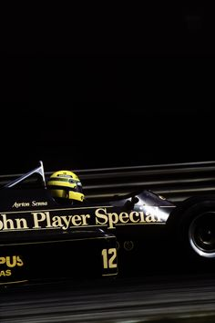 Lotus 12 JPS, um verdadeiro sonho!!