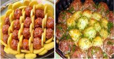 Recepty - Strana 5 z 49 - Vychytávkov Eat Pray Love, Romanian Food, Hungarian Recipes, Meat Recipes, Casserole, Sausage, Food And Drink, Easy Meals, Favorite Recipes