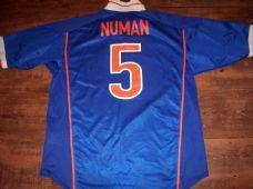 1998 2000 Holland Numan Away Football Shirt Adults Large