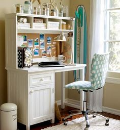 A Home Office Doesn T Need To Be An Entire Room For Most Of Us It S Nook Tucked Away In The House Somewhere Small E Does Not Mean Lack