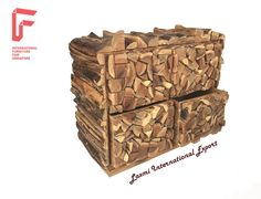 Laxmi International Export owns this rustic design. This perfect storage workhorse is made up of uncut wood with natural finish sideboard. This raw look contains unique imperfections and individual characteristic, which is align to their objectives of creating furniture that exhibits beauty, utility and longevity. So catch them at Booth 3A-41 at IFFS 2016!  http://www.laxmiidealinteriors.com/ http://www.iffs.com.sg/exhibitor/laxmi-ideal-interiors/