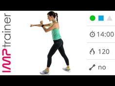 Dimagrire le Braccia: Esercizi Per Snellire e Rassodare Braccia e Spalle - YouTube