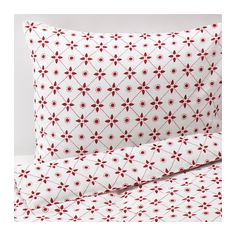 IKEA - VINTER 2015, Duvet cover and pillowcase(s), Full/Queen (Double/Queen), , The polyester/cotton blend is easy to care for since the fabric is less liable to shrink and crease.