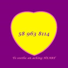 Say it as five eight,(pause), nine six three,(pause) eight one one four. Healing Heart, Self Healing, Healing Codes, Switch Words, Palm Reading, Money Affirmations, Magic Words, Numerology, Happy Thoughts