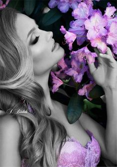 Images and thoughts, here is a little of me. Splash Photography, Color Photography, Black And White Photography, Shades Of Purple, Deep Purple, Splash Images, Amanda, Girls With Flowers, Black And White Pictures